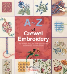 A-Z of Crewel Embroidery, Paperback Book