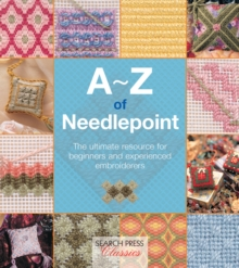 A-Z of Needlepoint, Paperback Book