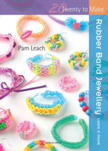 Rubber Band Jewellery, Paperback Book