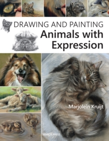 Drawing and Painting Animals with Expression, Paperback Book