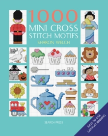 1000 Mini Cross Stitch Motifs, Paperback / softback Book