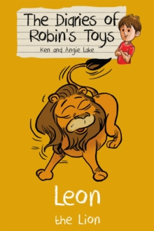 Leon the Lion, Paperback Book