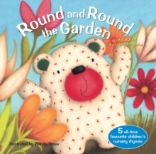 Round and Round the Garden and other nursery rhymes, Paperback Book