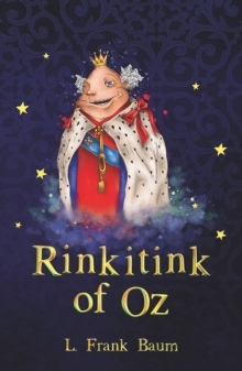Rinkitink of Oz, Paperback Book