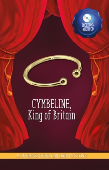 Cymbeline, King of Britain, Mixed media product Book
