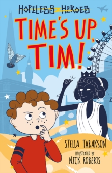 Time's Up, Tim!, Paperback / softback Book