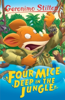 Four Mice Deep in the Jungle, Paperback Book