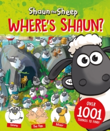 Where's Shaun?, Hardback Book