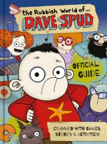 The Rubbish World of.... Dave Spud (Official Guide), Hardback Book