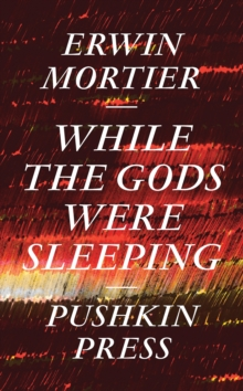 While the Gods Were Sleeping, Hardback Book