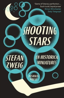 Shooting Stars : 10 Historical Miniatures, Paperback Book