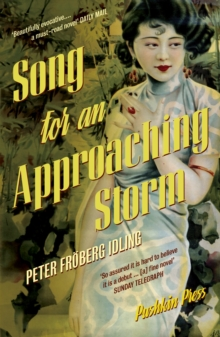 Song for an Approaching Storm, Paperback Book