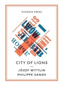 City of Lions, Paperback / softback Book