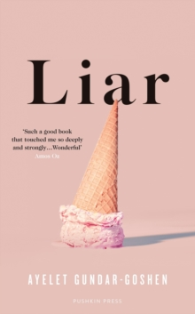 Liar, Paperback / softback Book