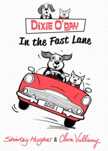 Dixie O'Day : In The Fast Lane, Hardback Book