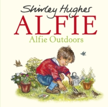 Alfie Outdoors, Hardback Book