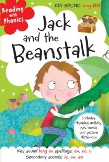 Jack and the Beanstalk, Hardback Book
