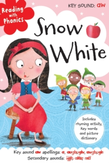 Snow White, Hardback Book