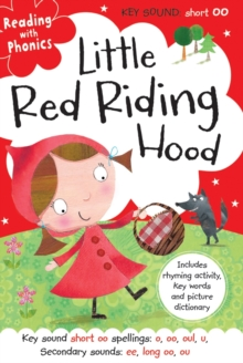 Little Red Riding Hood,  Book