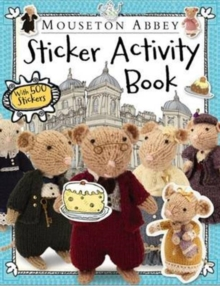 The Mousetons Sticker Activity Book, Paperback / softback Book