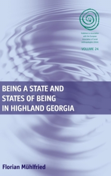 Being a State and States of Being in Highland Georgia, Hardback Book