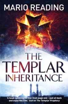 The Templar Inheritance, Paperback / softback Book