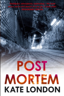 Post Mortem : A Collins and Griffiths Detective Novel, Paperback Book