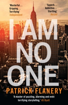 I Am No One, Paperback Book