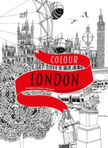 Colour London, Paperback / softback Book