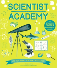 Scientist Academy : Are You Ready for the Challenge?, Paperback Book
