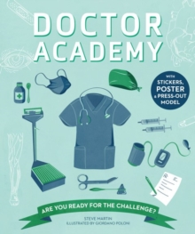 Doctor Academy : Are you ready for the challenge?, Paperback / softback Book