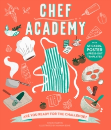 Chef Academy : Are you ready for the challenge?, Paperback / softback Book