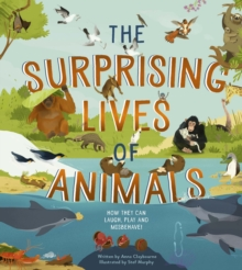 The Surprising Lives of Animals : How they can laugh, play and misbehave!, Hardback Book