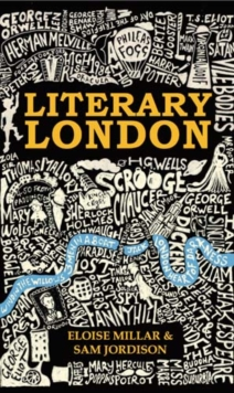 Literary London, Hardback Book