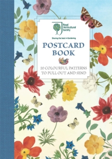 RHS Postcard Book : 20 Colourful Patterns to Pull Out and Send, Postcard book or pack Book