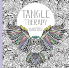 Tangle Therapy, Paperback Book