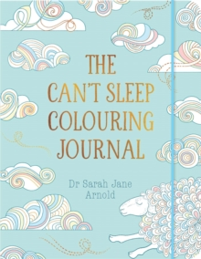 The Can't Sleep Colouring Journal, Paperback / softback Book