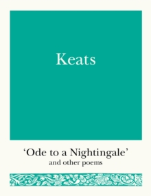 Keats : 'Ode to a Nightingale' and Other Poems, Paperback Book