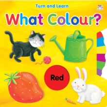 What Colour?, Board book Book