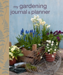 My Gardening Journal and Planner, Record book Book