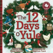 12 Days o Yule : A Scottish Twelve Days of Christmas, Paperback Book