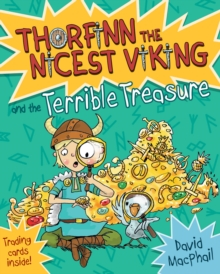 Thorfinn and the Terrible Treasure, Paperback Book