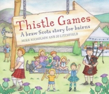 Thistle Games, Paperback / softback Book