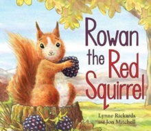 Rowan the Red Squirrel, Paperback Book
