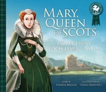 Mary, Queen of Scots: Escape from the Castle, Paperback / softback Book