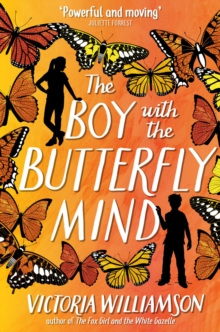 The Boy with the Butterfly Mind, Hardback Book