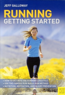 Running: Getting Started, Paperback Book