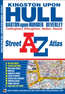 Hull Street Atlas, Paperback / softback Book