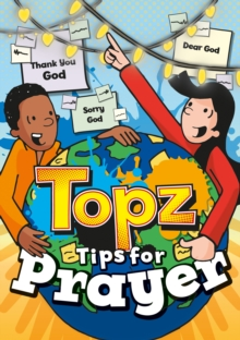 Topz Tips for Prayer, Pamphlet Book