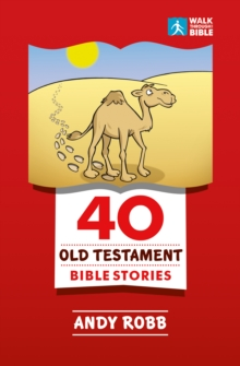 40 Old Testament Bible Stories, Paperback / softback Book